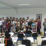 Aula inaugural do Curso de Formação de Liderancas