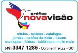 Publicidade - Grafica Nova Visao