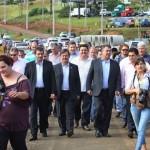 Governador Raimundo Colombo visita Coronel Freitas