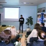Empresário do Ano 2009 conta sua trajetória de sucesso aos convidados da AECF