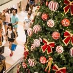 Vendas no Natal têm primeiro aumento após três anos de retração